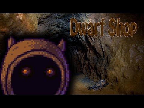 เควสคนแคระ(Dwarf Shop) Stardew Valley