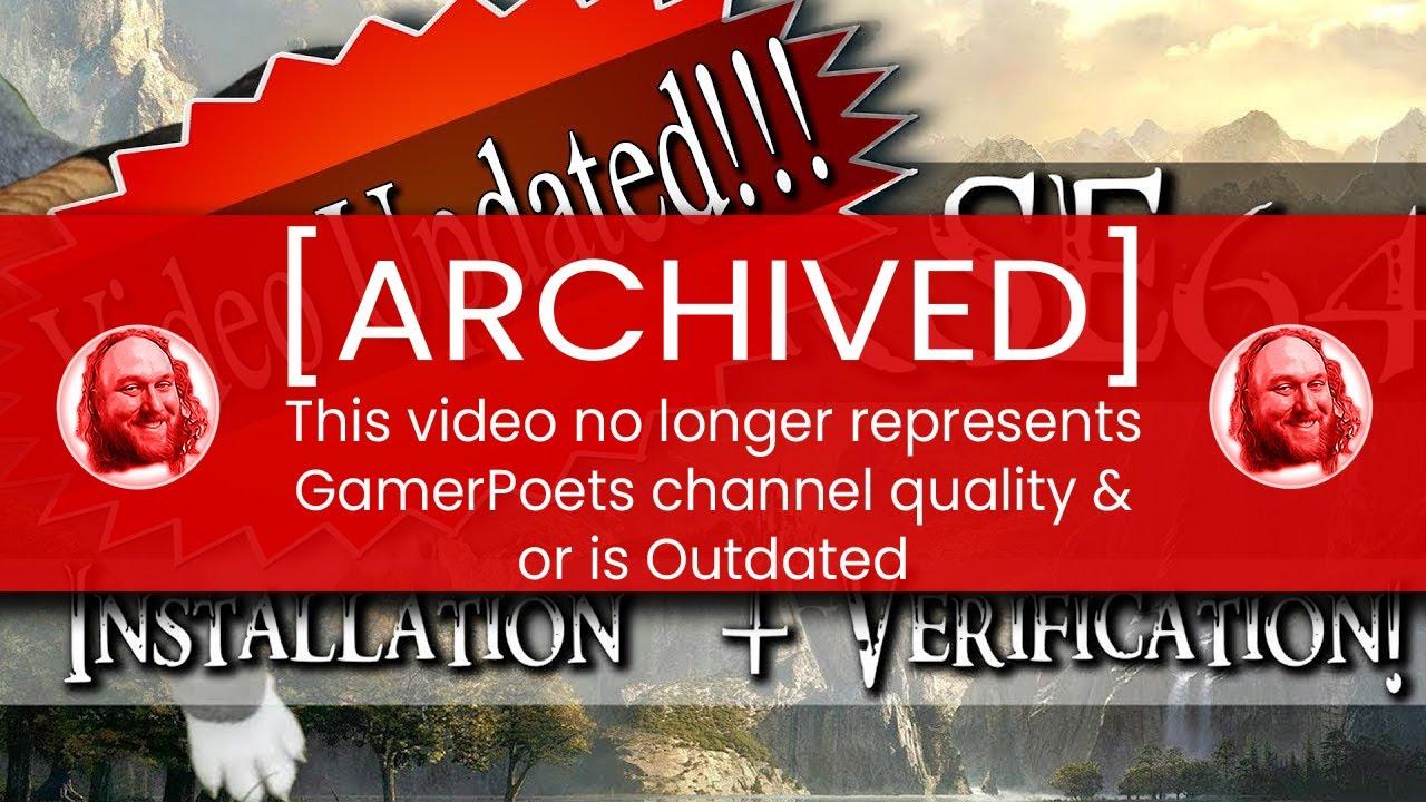 SKSE64 | Installation & Verification