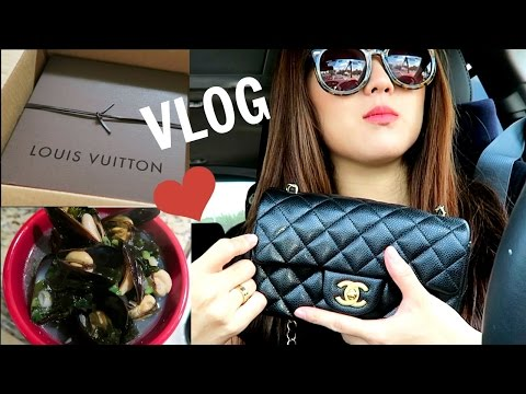 Last Pregnancy Vlog! Cooking, WIMB, LV ST Germain Repaired, Lake!