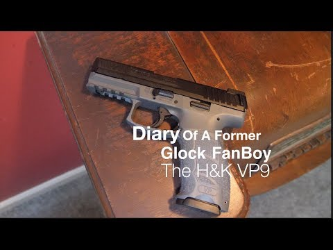 Diary of an Ex Glock FanBoy- H&K VP9 Range Test