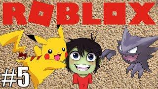 ADVENTURE TIME! ROBLOX: Pokémon Brick Bronze #5