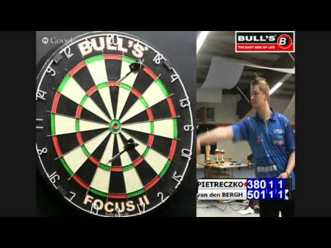 German Masters 2015:Final -  Pietreczko vs. van den Bergh DDV Darts
