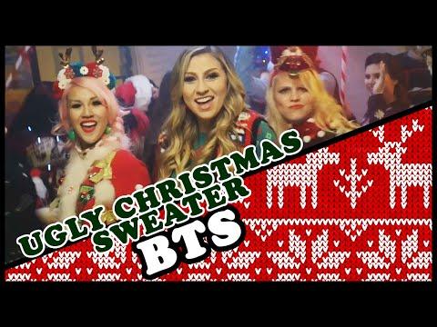 Ugly Christmas Sweater (Bang Bang Parody) BTS