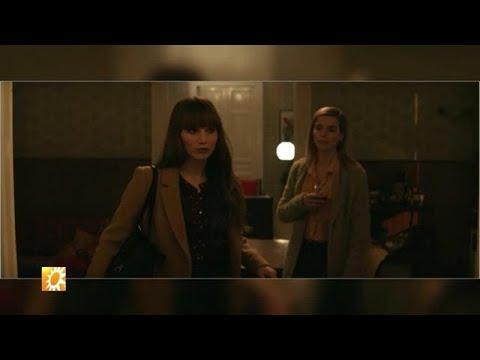 Thekla Reuten met Jennifer Lawrence in Hollywoodfi  RTL BOULEVARD