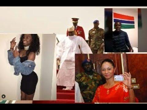 Mengbe Kering On Yahya Jammeh's Diplomatic Passports