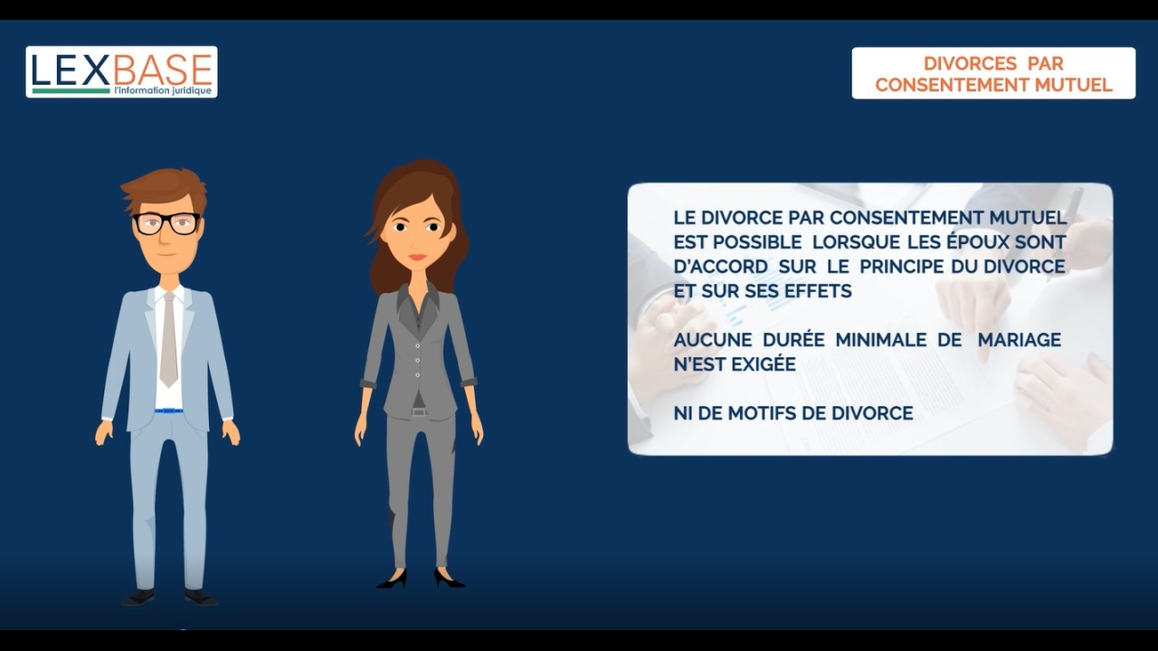 divorce par consentement mutuel par acte d 39 avocat youtube