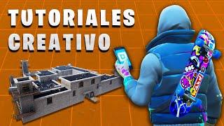 Fortnite - Tutoriales Creativo - Episodio 2