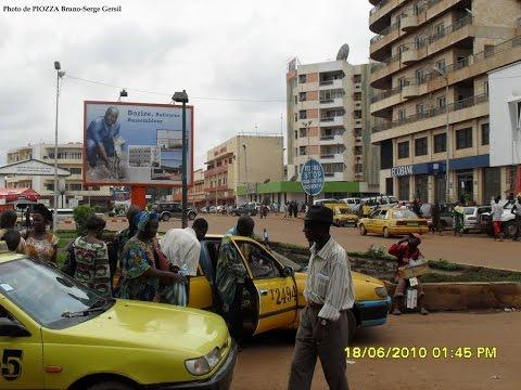 Bangui es la capital y ciudad más grande de la República Centroafricana, el río Ubangi,