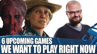 6 Games We