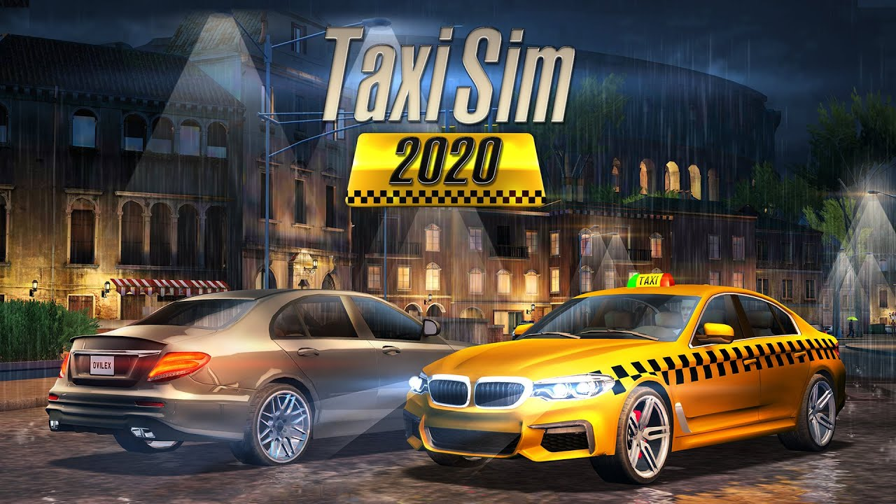 Taxi Sim 2020 – Trailer (iOS & Android)