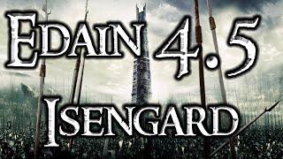 Edain Mod 4.5 Isengard Volksvorstellung ( Schlacht um Mittelerde 2 Aufstieg des Hexenkönigs)