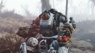 Fallout 4 Automatron - как превратить Кюри в боевую машину