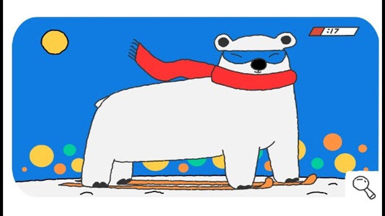 7be4506ba97 Doodle Snow Games - Day 3 Google Doodle
