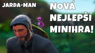 Nejlepší NOVÁ Minihra! Jarda-Man (Fortnite)