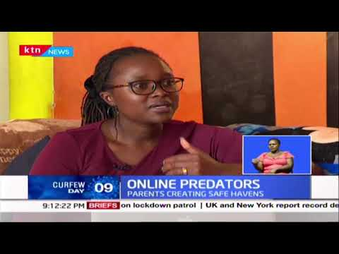 Online Predators: More children online amid COVID-19