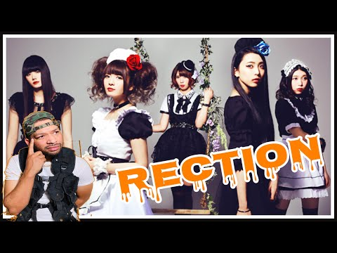 (ENERGY) BAND-MAID - Moratorium LIVE REACTION BY NJCHEESE  🧀🎸🔥