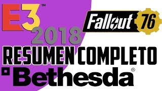 E3 2018 - Resumen de Conferencia de Bethesda - The Elder Scrolls VI