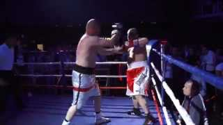 Unlicensed Boxing - IBC Fight - Scott Honeywell v Matt Gilbert