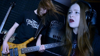 DECONSTRUCT [Epica vocal/bass cover] by Creia and Mike