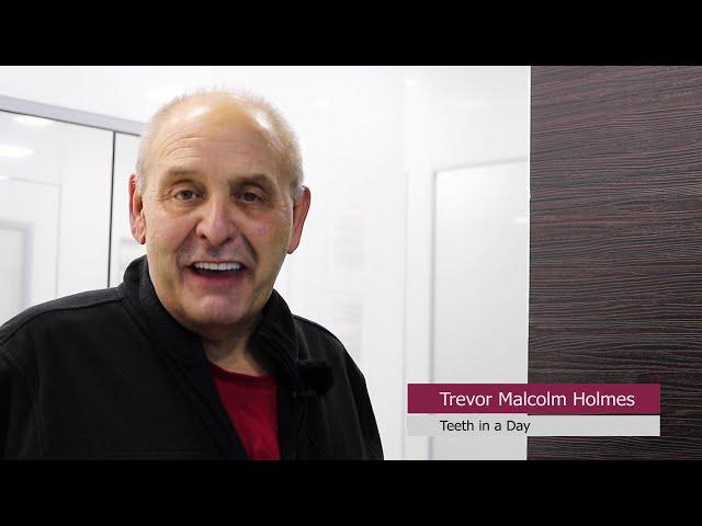 Dentaprime F3T Reviews: Trevor Malcolm Holmes