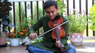 Garuda Gamana Tava | Violin | గరుడ గమన| Carnatic notes in description section