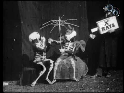 The X Rays (1897) - YouTube