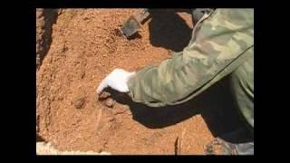 Извлечение останков репрессированных для перезахоронения(, 2010-05-28T16:44:08.000Z)