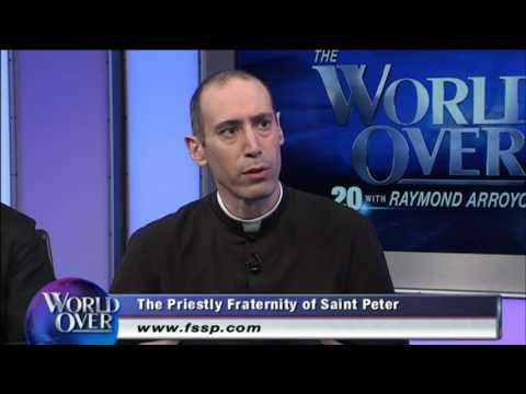 World Over - 2017-05-11 - 'REQUIEM' Album, Priestly Fraternity of St. Peter with Raymond Arroyo