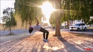 DUBAI || SKIPPING DANCE || BURJ KHALIFA