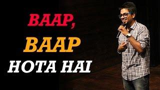 Baap, Baap Hota Hai | Abhijit Ganguly | Comedy Munch
