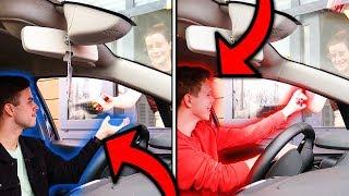 ZAMIANA OSÓB W DRIVE-THRU PRANK