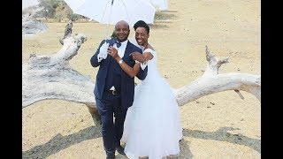 Oshiwambo Mixed Wedding - Hilde and Chicken 2018