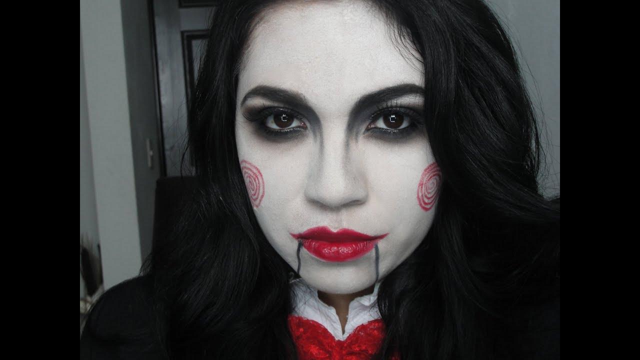 Maquillaje Inspirado En Saw O El Juego Del Miedo Youtube