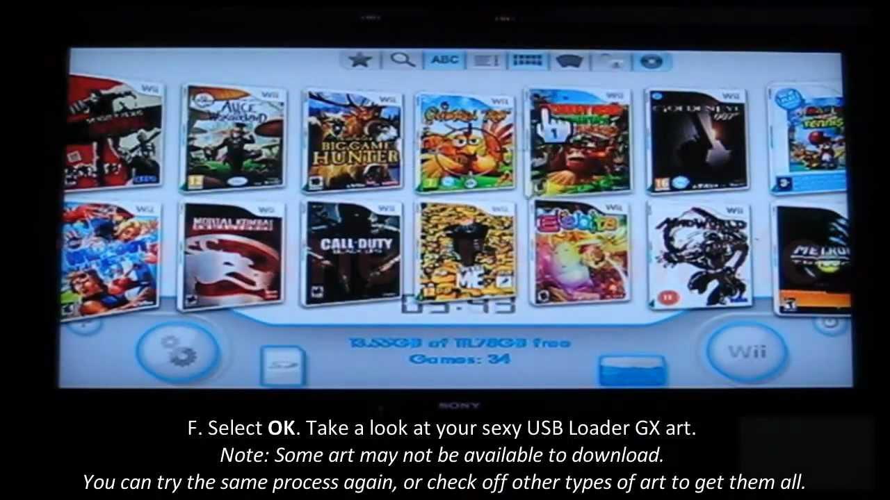 Wii Homebrew [4 3] Part 6 - Step 3