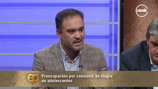 Germán Daniele, Manuel López Seoane y Lisandro Utz | Viagra: moda con riesgos entre los jóvenes