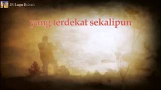 [Lirik Rohani] Franky Sihombing - Kau Mengenal Hatiku