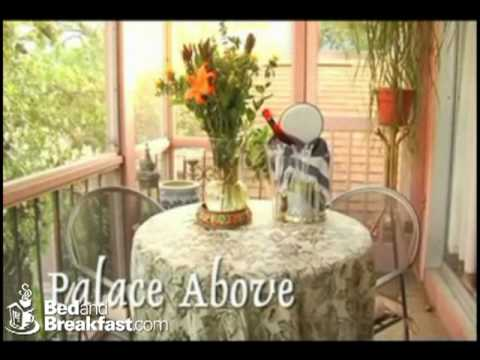 Bed and Breakfast Spa Austin Texas