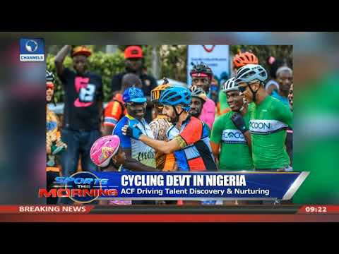 ACF Driving Talent Discovery & Nurturing In Cycling Devt. Pt.1 |Sports This Morning}