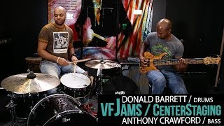 vfJams with Donald Barrett and Anthony Crawford
