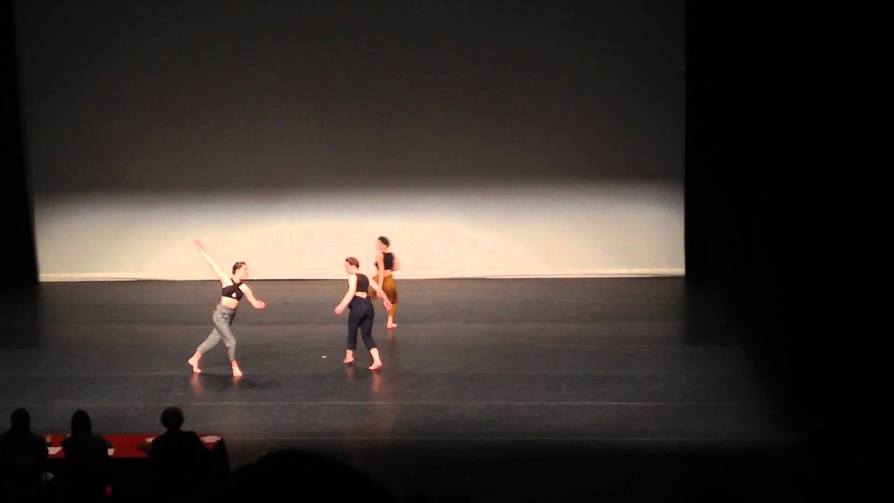 danse moderne jazz concours r 233 gional 2015