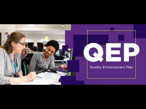 Quality Enhancement Plan at Austin Community College District