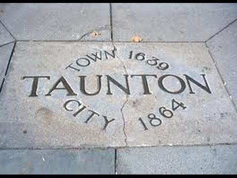 Taunton in 1960s and 1970s