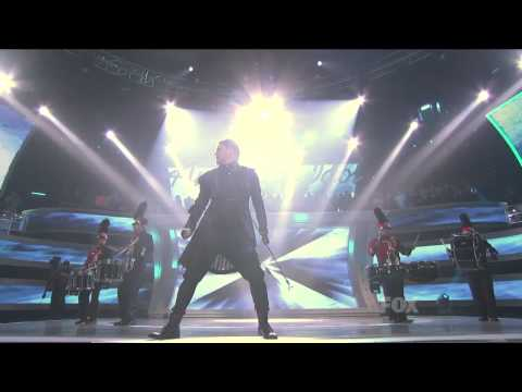 "true HD James Durbin ""Uprising"" - Top 7 American Idol 2011 (Apr 20)"