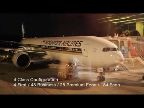 Singapore Airlines SQ328 to Munich (Business Class)