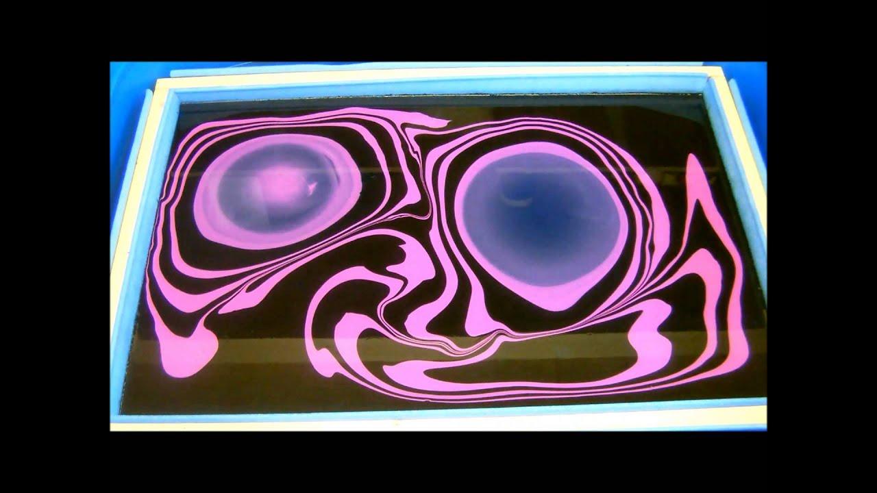 Swirling(Black & Purple Bicycle Frame Swirl) - YouTube