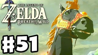 Giant Horse! - The Legend of Zelda: Breath of the Wild - Gameplay Part 51