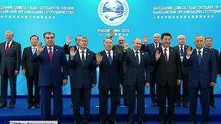 Стратегия на 10 лет: в ШОС вступили еще две ядерные державы