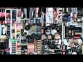 Makeup Collection and Storage 2016