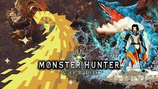 MONSTER HUNTER WORLD - EL REGRESO DE LA KULVE TAROTH TSUNDERE BAKA! ► PS4