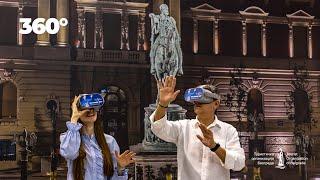 NATIONAL MUSEUM BELGRADE 360° VIDEO 8K